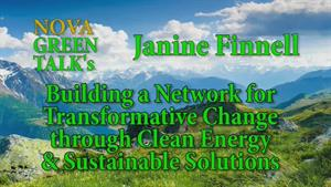 Janine Finnell Coming Full Circle with Sustainability: Building a Circular Economy