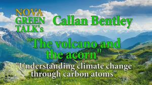 Callan Bentley The volcano and the acorn