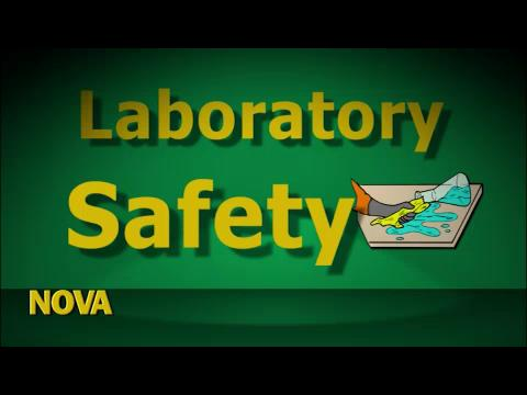 Lab Safety - 9 Rules of Laboratory Safety