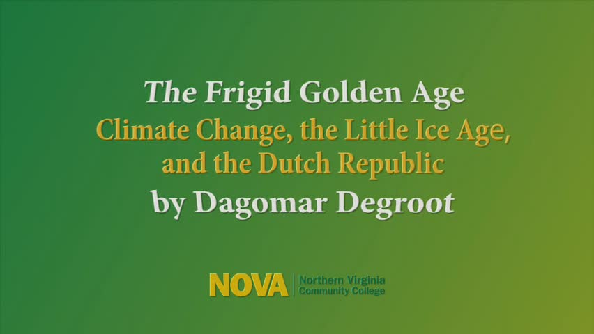 Lyceum Event Dr. Degroot Climate Change