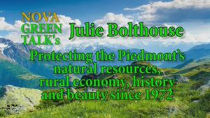 Julie Bolthouse Environmental Leadership
