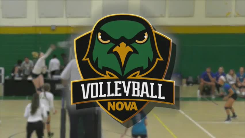 Volleyball College of Southern Maryland vs NOVA
