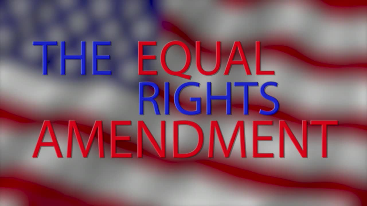"""The Equal Rights Amendment and What it Means in Virginia"""