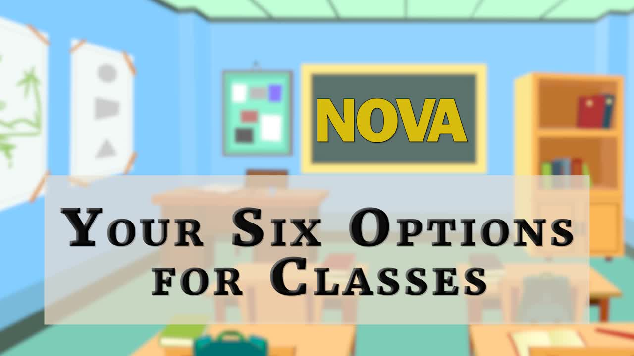Your Class Options