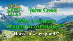 John Cook Why is Climate Change so confusing?