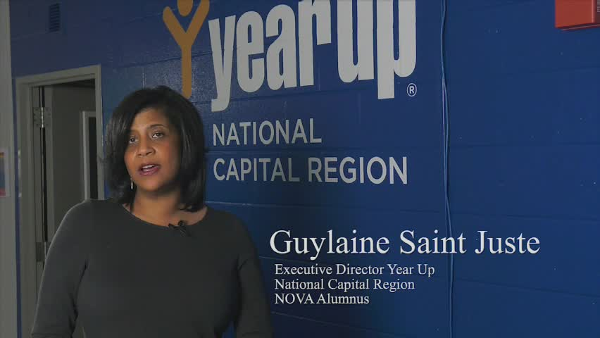 Guylaine Saint Juste  Executive Director at Year Up National Capital Region